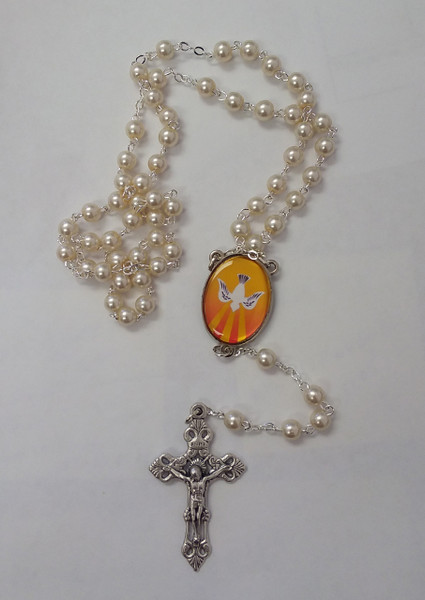 confirmation side RO rosary