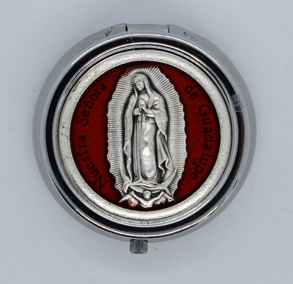 Lisa's Catholic Treasures, Our Lady of Guadalupe Small Box, Contreras, 1