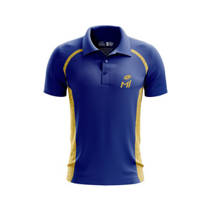 Mumbai Indians Fan Jersey Polo 2019