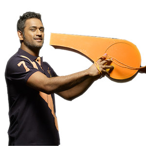 Dhoni's favorite casual polo