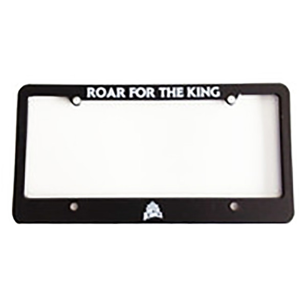 CHENNAI SUPER KINGS LICENSE PLATE FRAME