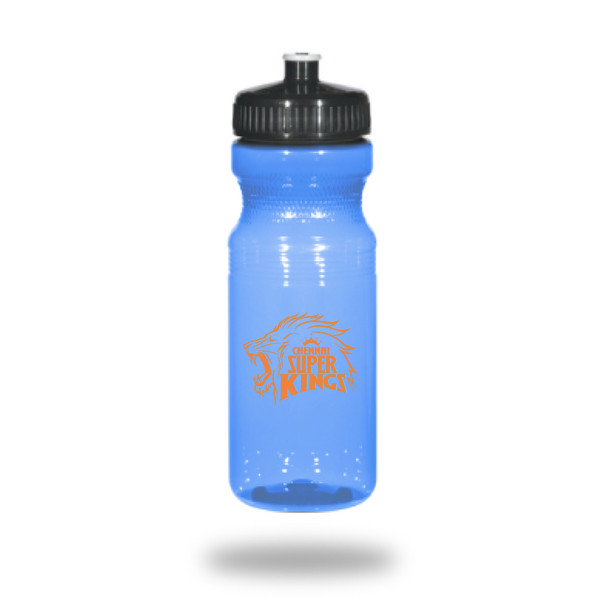CSK WATERBOTTLE (CLEAR)
