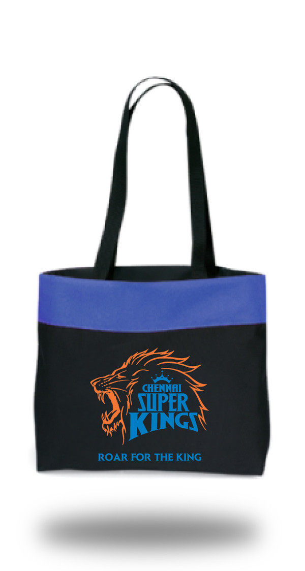 Chennai Super Kings Tote Bag