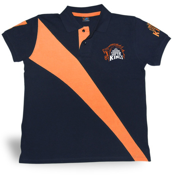 CHENNAI SUPER KINGS - DHONI's ARK POLO