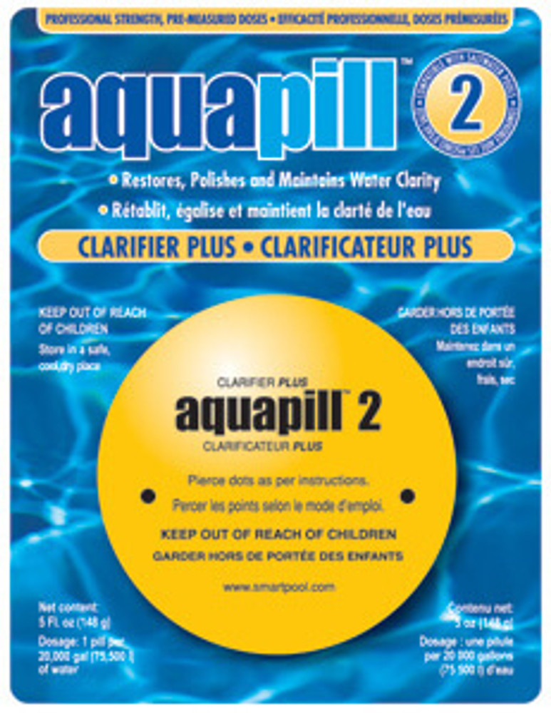 AquaPill 2 - Clarifier Plus  -  AP02