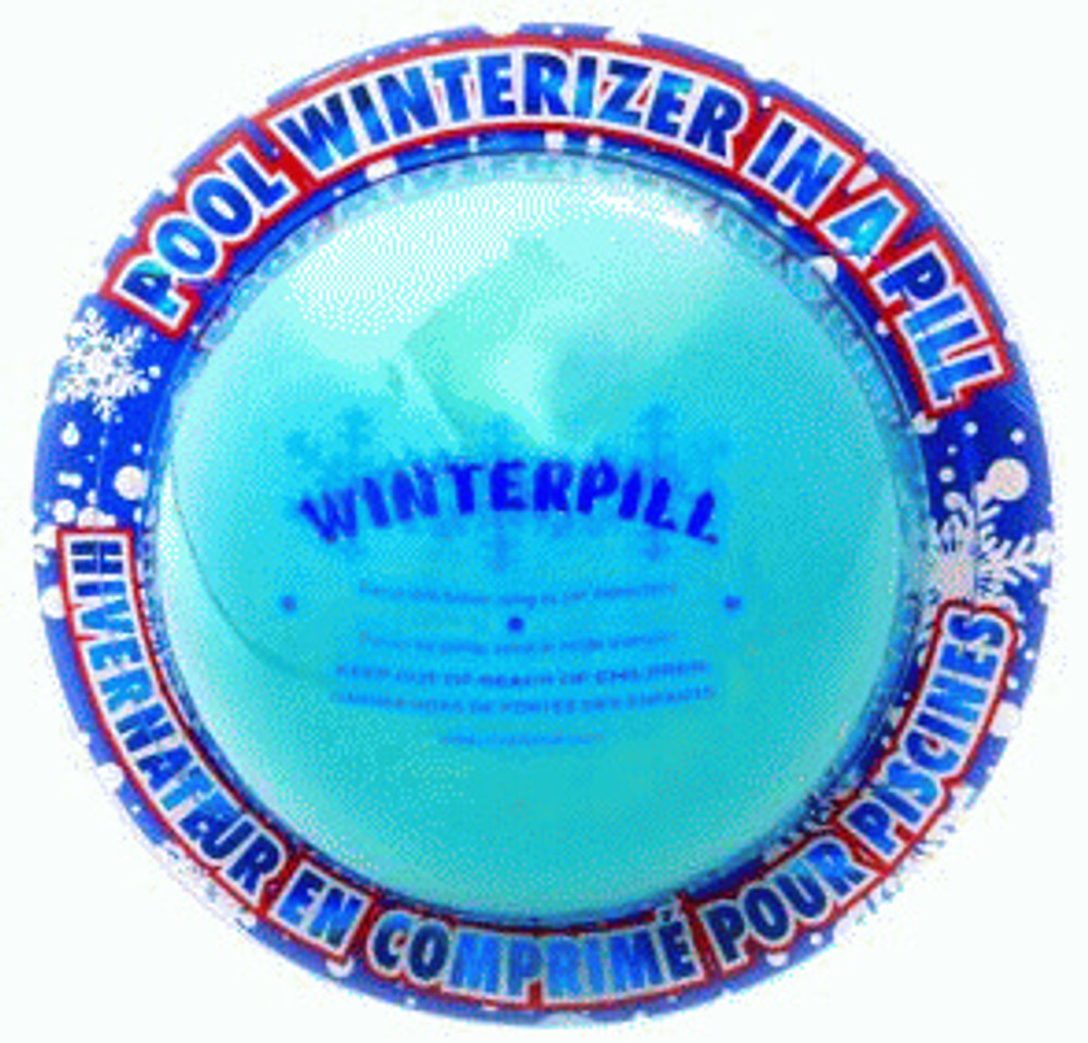 AquaPill 71 - WinterPill 4  -  AP71