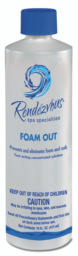 Rendezvous Spa Specialties Foam Out - 1 pt  -  106702