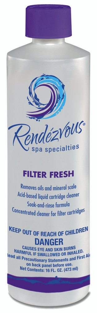Rendezvous Spa Specialties Filter Fresh - 1 pt  -  106701