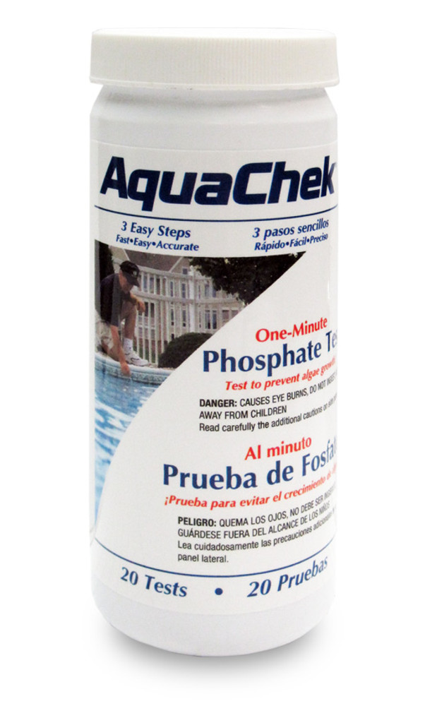 AquaChek One Minute Phosphate Test  -  562227