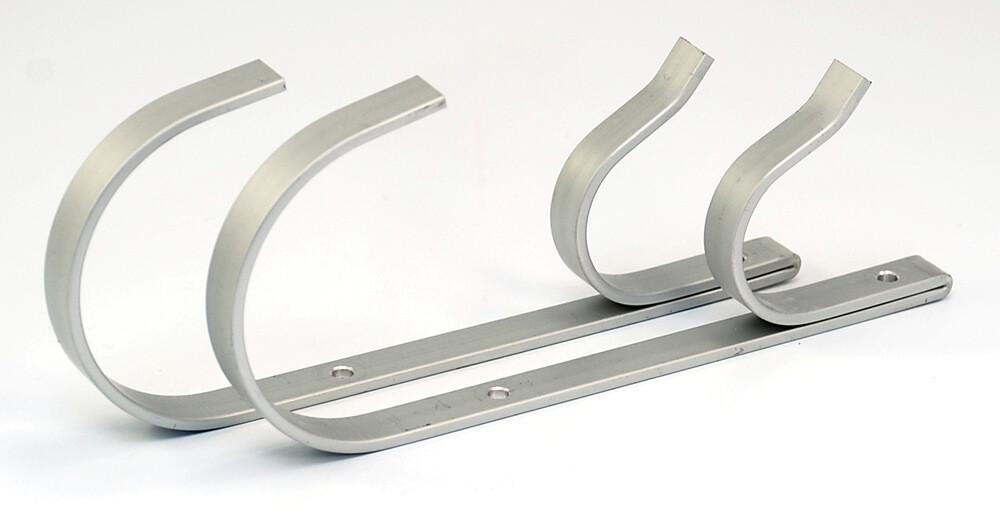 Aluminum Pole and Hose Hanger set  -  AC290PP
