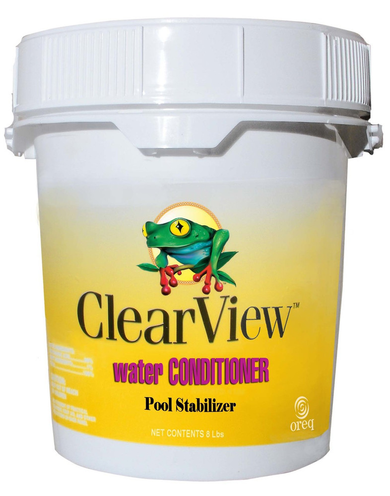 ClearView Water Conditioner - 8 lb  -  CVCA008