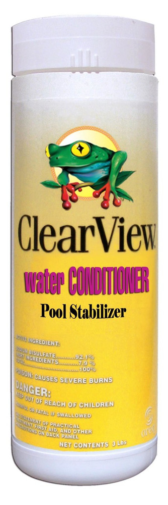 ClearView Water Conditioner - 1.5 lb  -  CA015