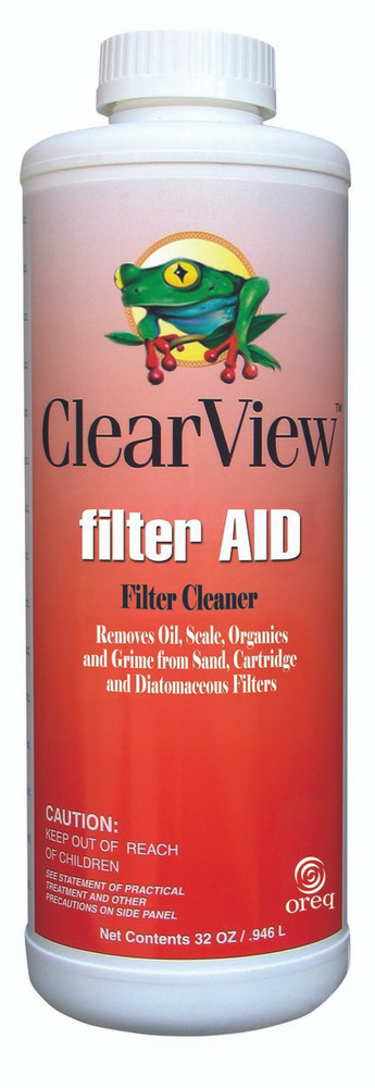 ClearView Filter Aid - 1 qt  -  CVLFAQT12