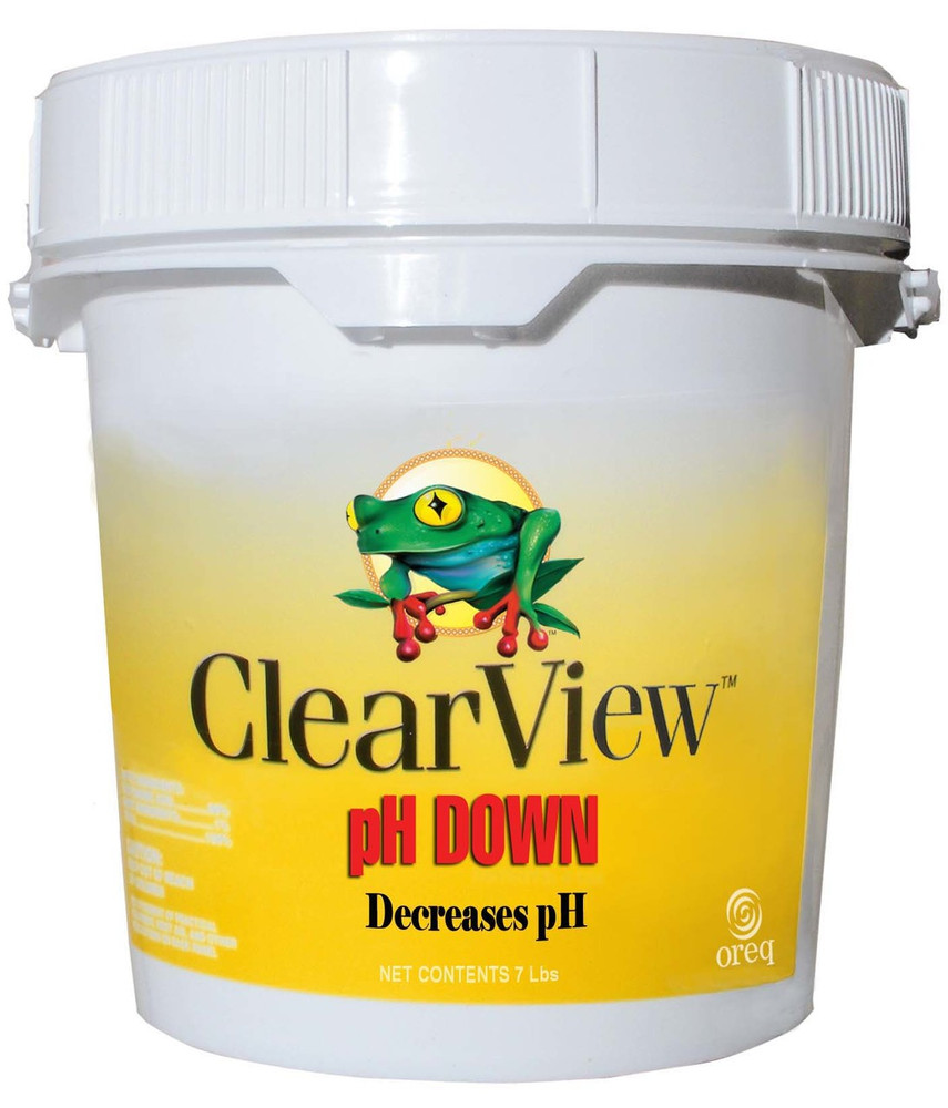 ClearView pH DOWN - 7 lb  -  CVSB007