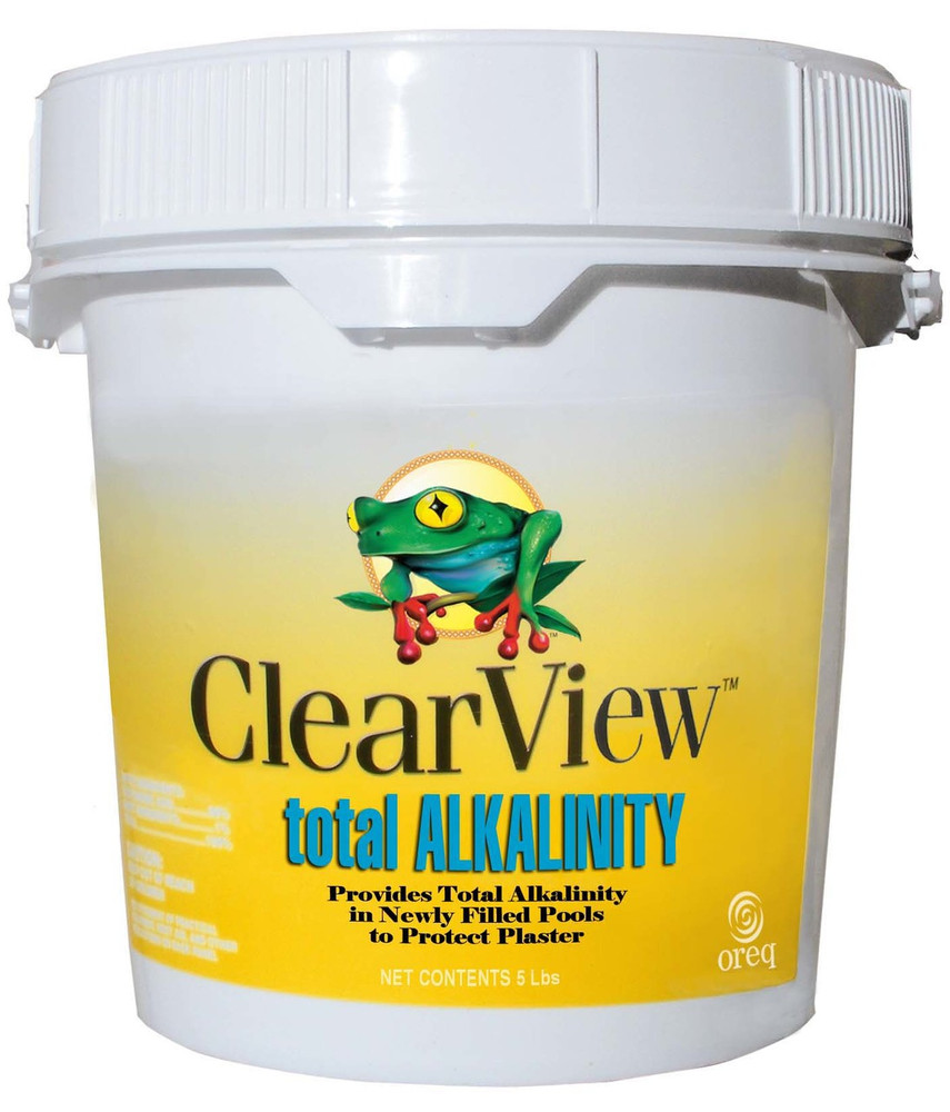 ClearView Total ALKALINITY -  5 lb  -  CVTA005