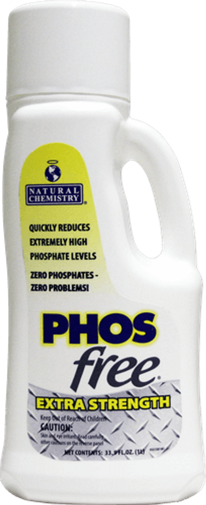 Natural Chemistry PHOSFree Extra Strength - 1 lt  -  05025