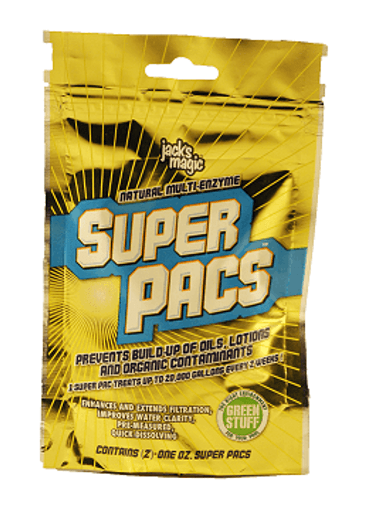 Jack's Magic Super Pacs - Natural Multi-Enzyme