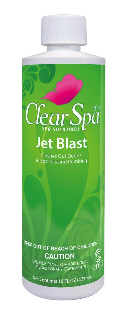 ClearSpa 104 Jet Blast - 16 oz  -  CSLJBPT12
