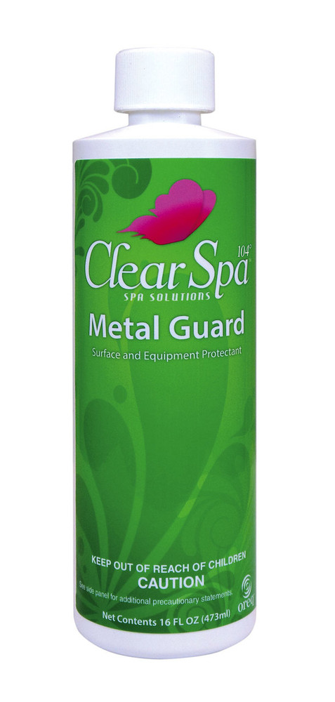 ClearSpa 104 Metal Guard - 16 oz  -  CSLMGPT12