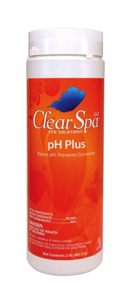 ClearSpa 104 pH Plus - 2 lb  -  CSSA002