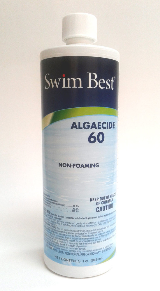 Swim Best Algaecide 60 - 1 qt