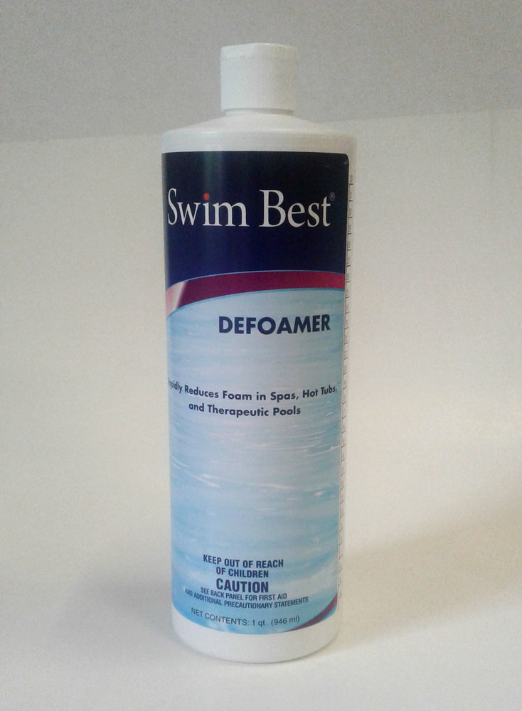 Swim Best Defoamer - 1 qt