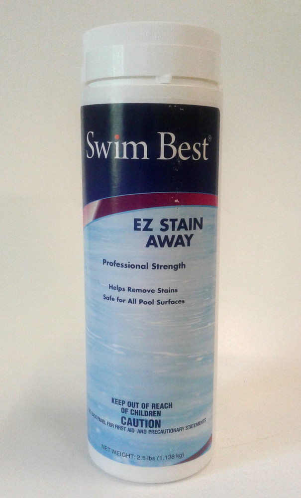Swim Best EZ Stain Away - 2.5 lb  -  930030