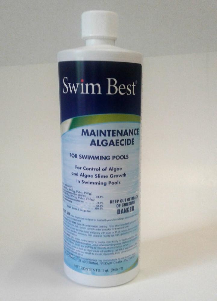 Swim Best Maintenance Algaecide 50 - 1 qt