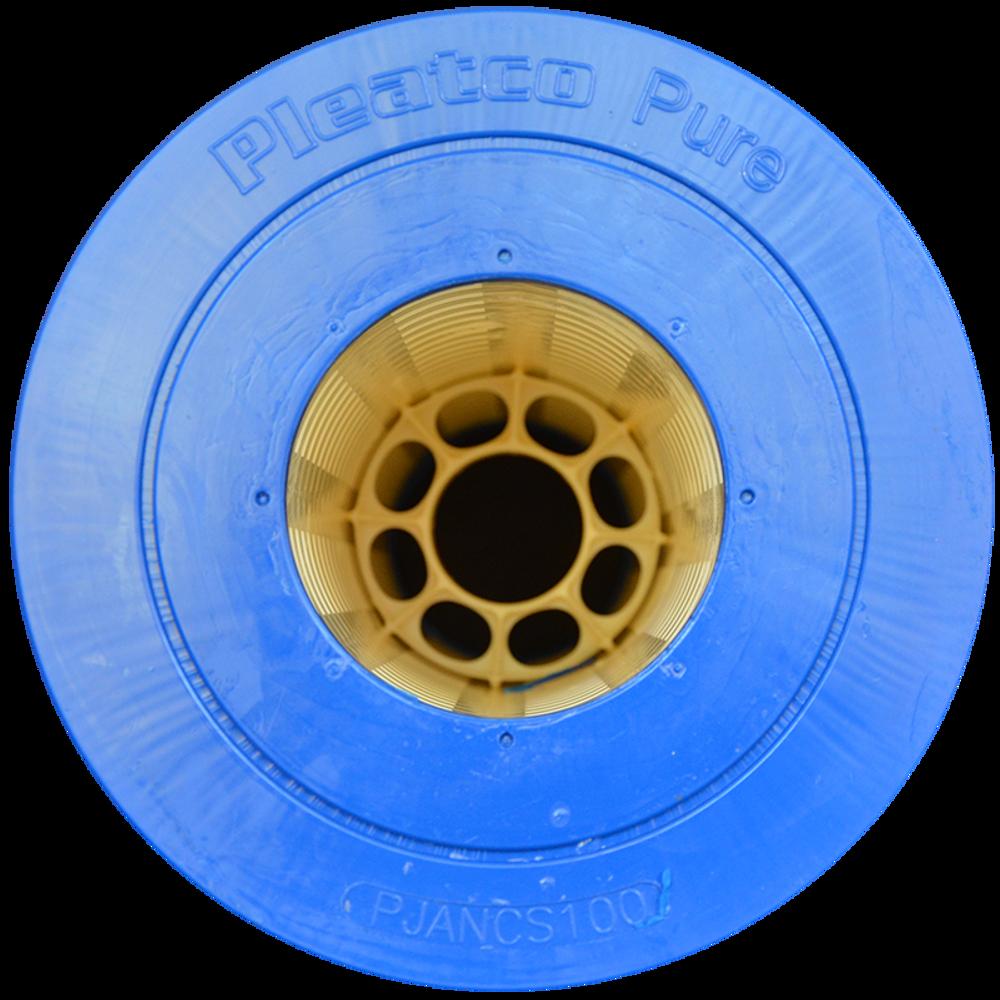 Pleatco PJANCS100 - Replacement Cartridge - Jandy CS 100 - 100 sq ft, bottom