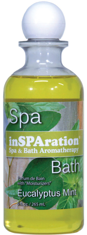 inSPAration Eucalyptus Mint, 9 oz