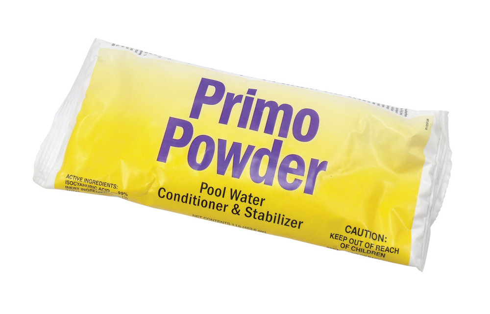 ClearView Primo Powder Water Conditioner - 1 lb  -  CVCA0001