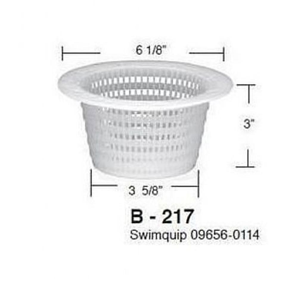 Aladdin B-217 Skimmer Basket B217