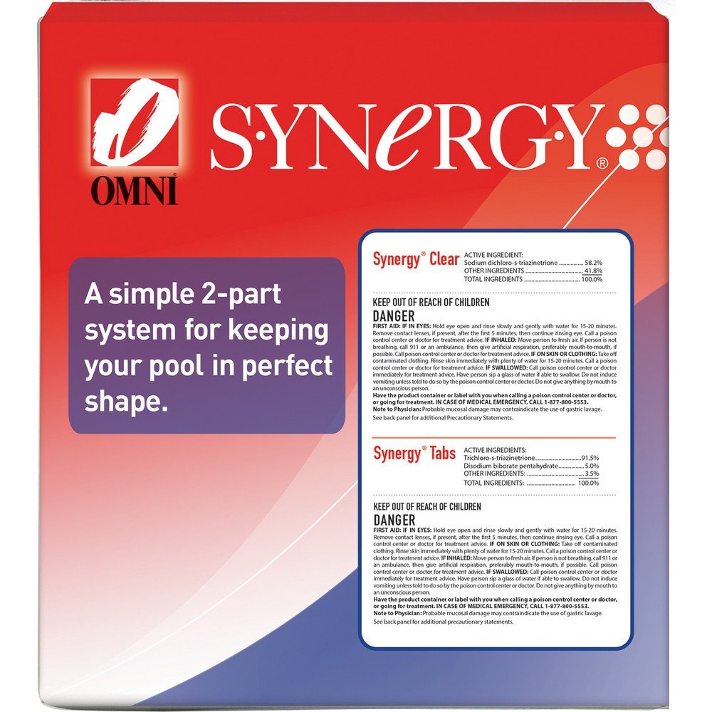 Synergy Pool Care System - 24312OMN