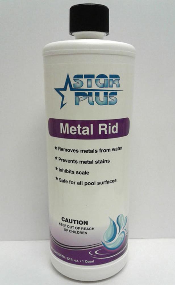 Star Plus Metal Rid - 1 qt