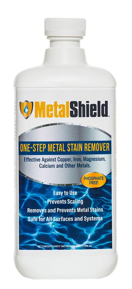 MetalShield Metal Stain Remover - 1 qt ESL-MS