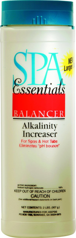 Spa Essentials Alkalinity Increaser - 2 lb - 32538