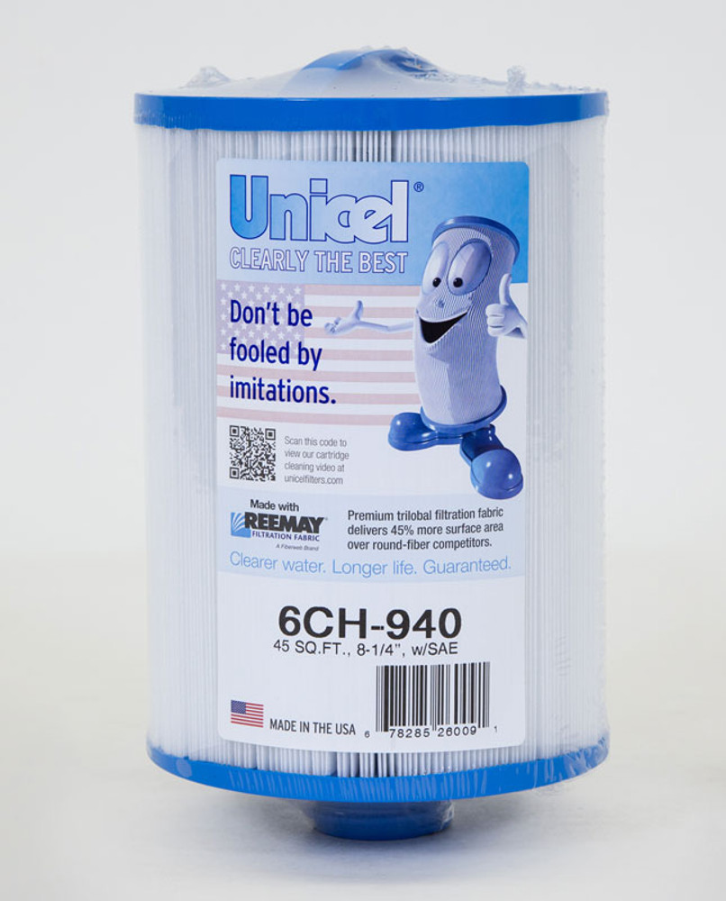 Unicel 6CH-940 Cartridge - Waterway - 40 sq ft