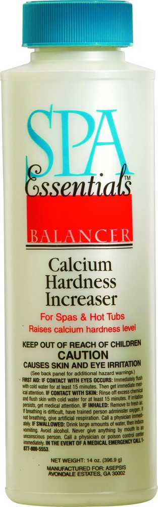 Spa Essentials Calcium Increaser - 12 oz - 32534