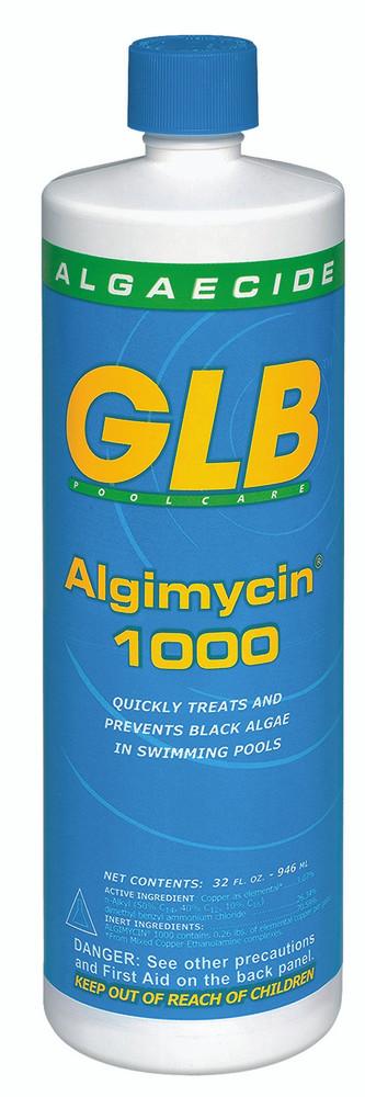 GLB Algimycin 1000 algaecide - 1 qt