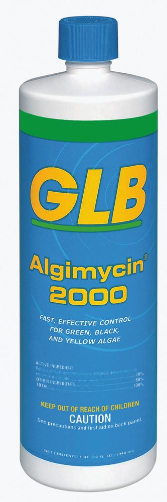 GLB Algimycin 2000 algaecide - 1  qt