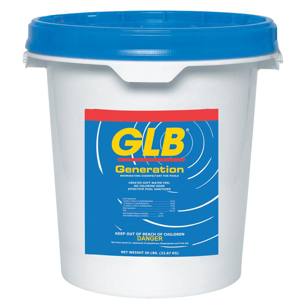 GLB Generation Brominating Tablets - 50 lb