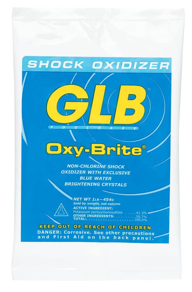 GLB Oxy-Brite non-chlorine shock oxidizer -  1 lb
