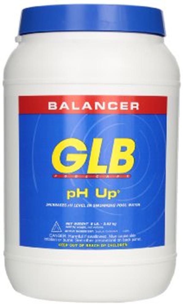 GLB pH Up -  8 lb