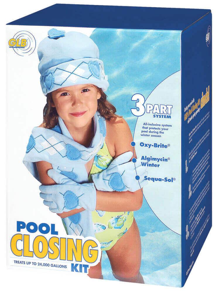 GLB Pool Closing System 24K