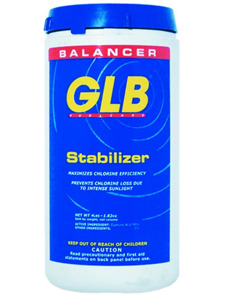 GLB Chlorine Stabilizer -  4 lb