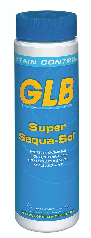 GLB Super Sequa-Sol sequestering agent - 2 lb