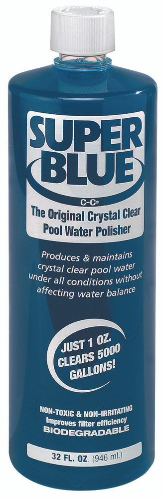 Robarb Pool Specialties Super Blue - 1 qt  -  20154