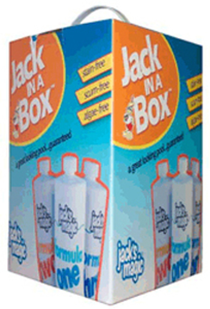 Jack's Magic Jack In A Box  -  JIB