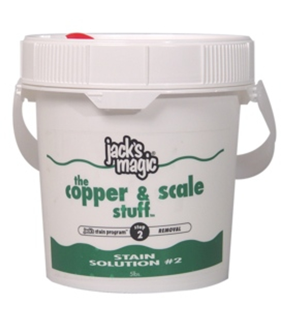 Jack's Magic The Copper & Scale Stuff  -  5 lb  -  COP5