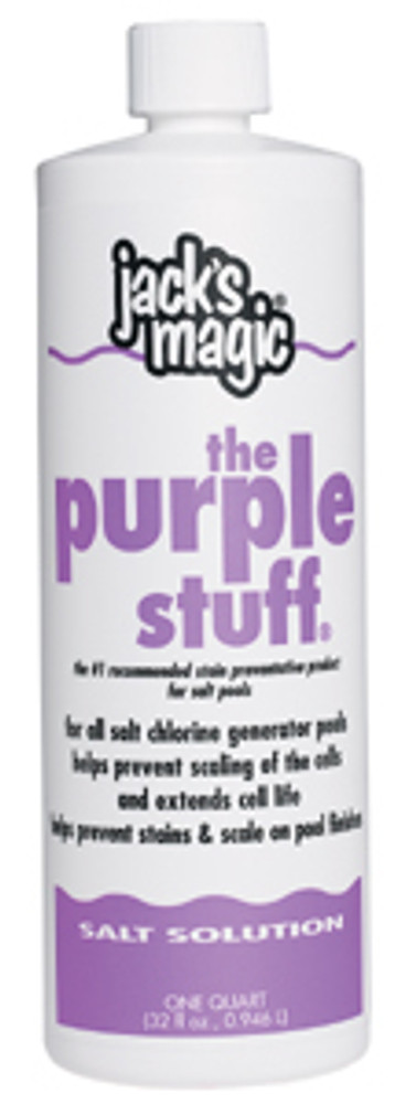 Jack's Magic The Purple Stuff - 1 qt  -  PRP32